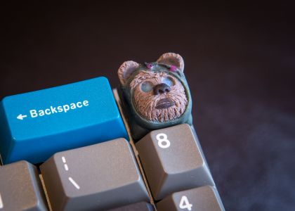 Keywok on a Mini