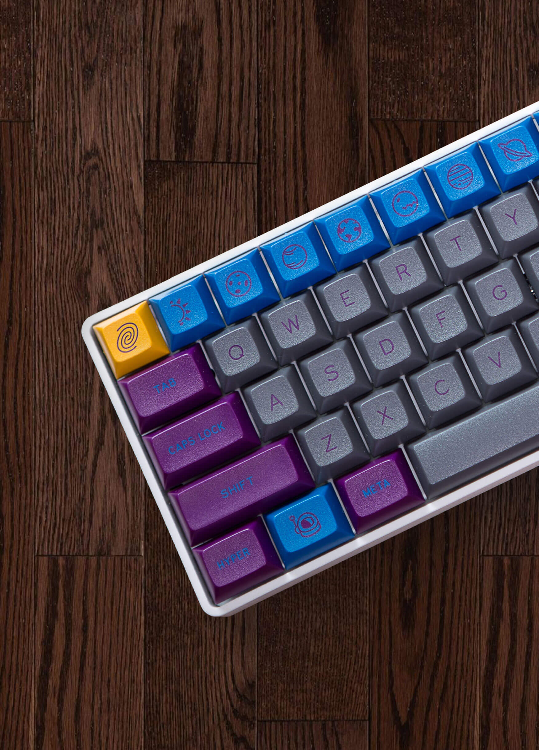 DEEP SPACE KEYSET